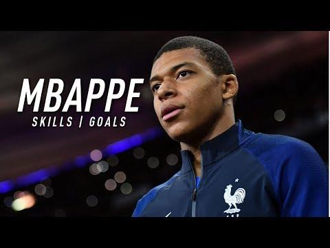 Kylian Mbappe - Skills & Goals - 2017/18 | HD