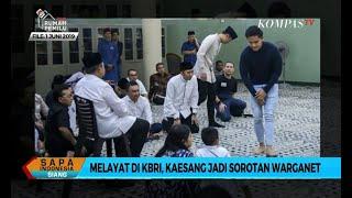 Video Penampilan Kaesang saat Layat Ibu Ani Yudhoyono: Dikritik Warganet, Dipuji Politisi Demokrat MP3, 3GP, MP4, WEBM, AVI, FLV Juni 2019