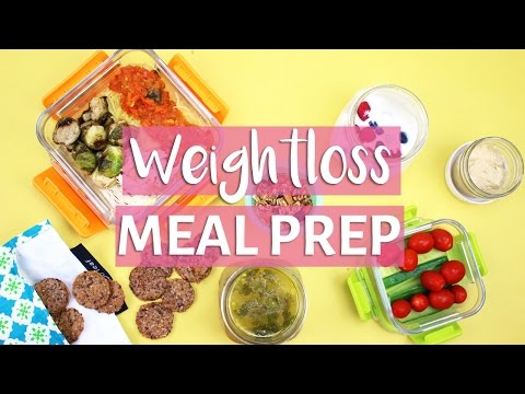 Meal Prep for Weightloss