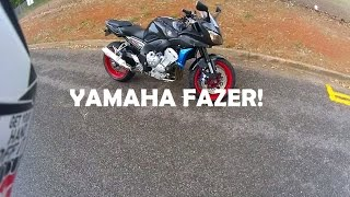 8. 2009 Yamaha FZ1S Test Ride | Fastest Bike I've ever Ridden