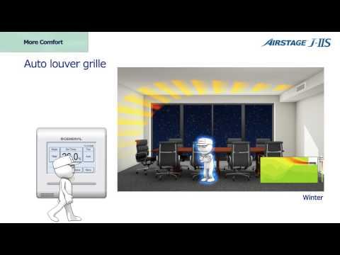 Мультизональная система GENERAL Airstage J-IIS 140423