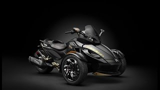 9. 2016 Can-Am Spyder RS & RSS
