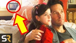 Video 9 Important Details in Ant-Man And The Wasp You Totally Missed MP3, 3GP, MP4, WEBM, AVI, FLV Januari 2019