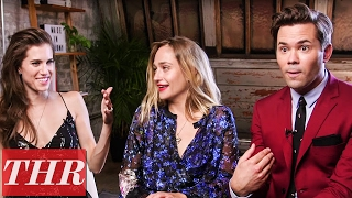 Subscribe for Roundtables, Box Office Reports, & More! ▻▻ http://bit.ly/THRSubscribe The cast of HBO's 'Girls' grace this week's ...