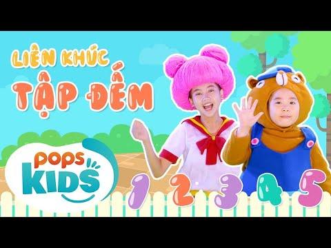 [New] Mầm Chồi Lá - Liên Khúc Tập Đếm | Nhạc thiếu nhi hay cho bé | Vietnamese Kids Song - Thời lượng: 13:36.