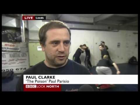 Grapple Wrestling in Leeds - BBC Look North - 29/8/2012