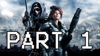 Defiance Walkthrough - Part 1 Let's Play Playthrough PC PS3 XBOX 360 Gameplay