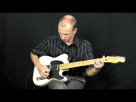tele - http://www.dolphinstreet.com - demo of the Squier Classic Vibe 50s Tele with a Heatseeker from http://www.mackamps.com RC Booster and ZYS from http://www.duh...