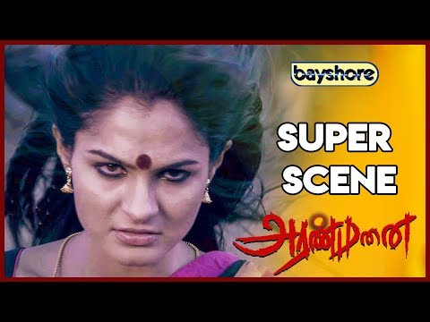 Video Aranmanai - Super Scene | Sundar C | Hansika | Andrea | Santhanam download in MP3, 3GP, MP4, WEBM, AVI, FLV January 2017