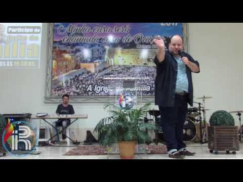 Tema: O Efeito da Oração em nossa Vida - PR. MARCOS ALVARENGA 05/02/17
