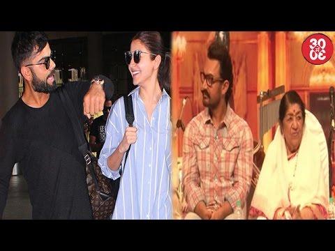 Anushka Tells Virat He Cannot Shave | Aamir Khan A