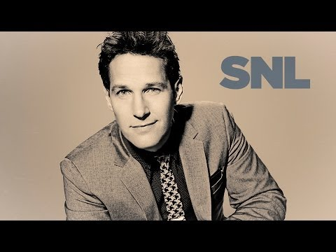 Saturday Night Live - Paul Rudd - December 7, 2013