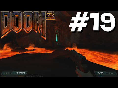 Doom 3 #19 - Let's Go To Hell!