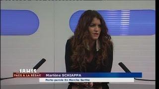 Video Face à la Rédac : En Marche Sarthe - Marlène Schiappa - 10/02/2017 MP3, 3GP, MP4, WEBM, AVI, FLV Mei 2017
