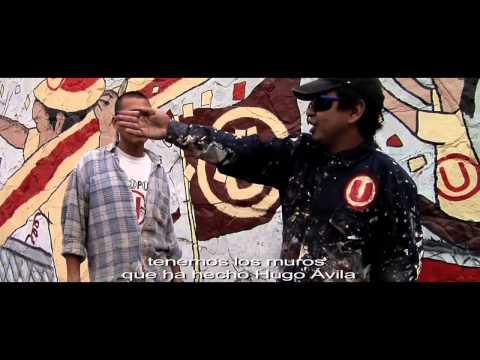Video - Murales - Trinchera Norte - Trinchera Norte - Universitario de Deportes - Peru