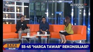 Video Dialog – Rekonsiliasi Jokowi-Prabowo, Harga Tawar 55-45 (1) MP3, 3GP, MP4, WEBM, AVI, FLV Juli 2019