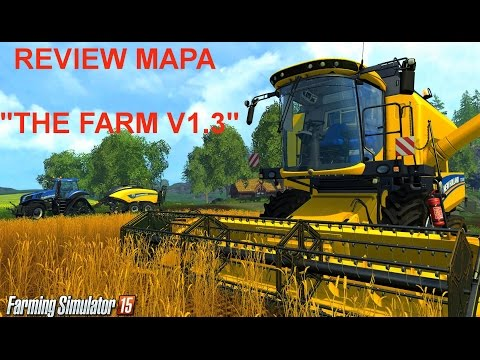 The Farm v1.3 Grossere Karte
