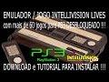 Emulador jogo Intellivision Lives Ps2 ps3 Desbloqueado