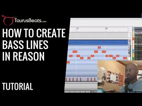 image for Beat Making Tip - Tune Your Bass Line With A Piano