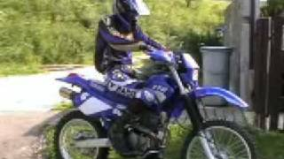 5. yamaha ttr 250-enduro