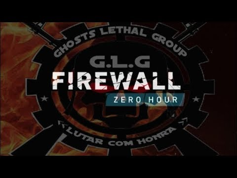 Copa Firewall - Ghosts Vs Ronin - 1o Jogo Do Meu Time (editado)