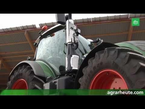 Fendt 516 i maskintest, Agrartechnik, Tyskland