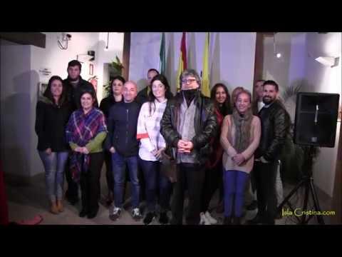 Presentación del Jurado de Agrupaciones del Carnaval de Isla Cristina 2018