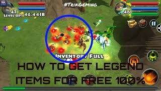 Video Dungeon Quest : How to Get Legend Items Free 100% MP3, 3GP, MP4, WEBM, AVI, FLV Desember 2018