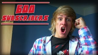 600 SUBSCRIBERS! - Partnership! - Insert Coin!