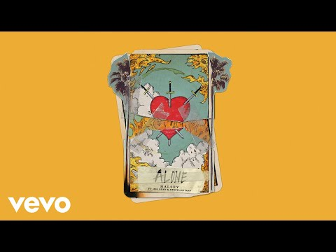 Halsey - Alone (Audio) ft. Big Sean, Stefflon Don