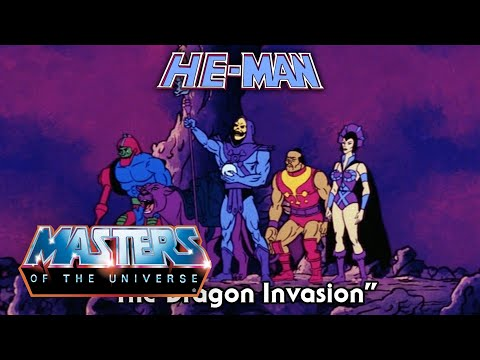 He-Man - The Dragon Invasion - FULL episode