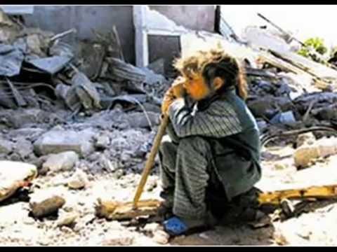 anachid-Gaza la ville ou beaucoup ses enfant sont morts