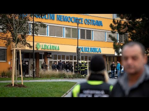 Τσεχία – Πυροβολισμοί σε νοσοκομείο: Τουλάχιστον έξι νεκροί …