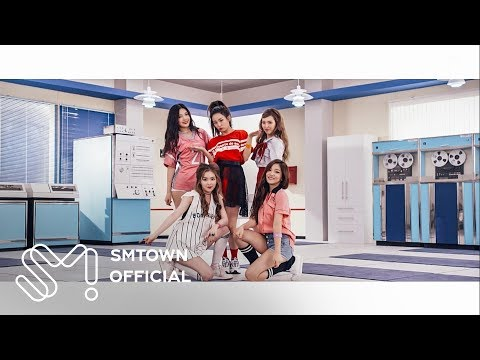 Red Velvet releases quirky MV for 'Dumb …