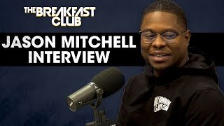 Video Jason Mitchell Talks His Breakout Role In 'Straight Outta Compton', Working On 'The Chi' + More MP3, 3GP, MP4, WEBM, AVI, FLV Oktober 2018