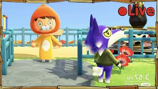Animal Crossing - Moving Mountains - • Live