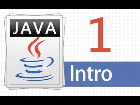 Tutorial Java – 1 – Intro al Lenguaje