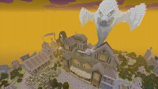 Minecraft (Xbox 360) - Mischief Mansion - Hunger Games