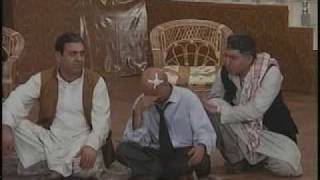 Babbu Baral And Sohail Ahmad Funny Qawali Kuch Na Kaho Stage Drama, Punjabi