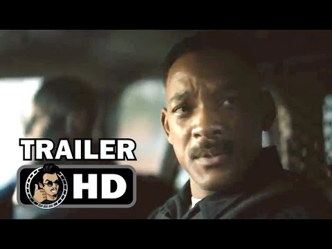 BRIGHT Official Trailer (2017) Will Smith Sci-Fi Action Movie HD