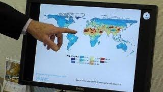 گزارش آژانس پژوهش سرطان درباره آلودگی هوا