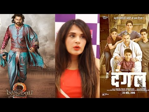 Richa Chadda's BEST Reaction On Baahubali 2 And Da