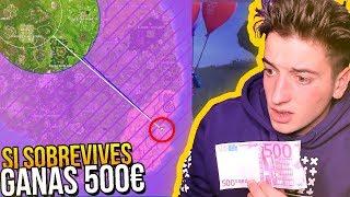 Video SI SOBREVIVES A LA TORMENTA GANAS 500€!! CON MI HERMANO PEQUEÑO MP3, 3GP, MP4, WEBM, AVI, FLV November 2018