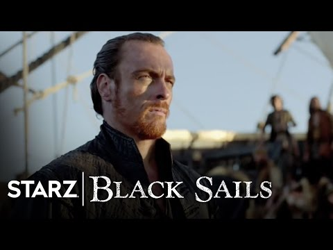 Black Sails Season 2 (Featurette 'Expanding Worlds')