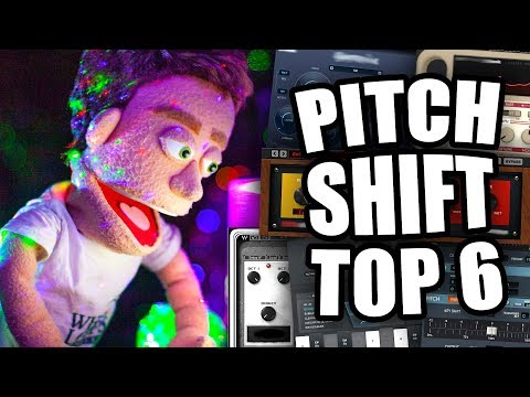 Best Pitch Shifting Plugins For Vocals (Top 6)
