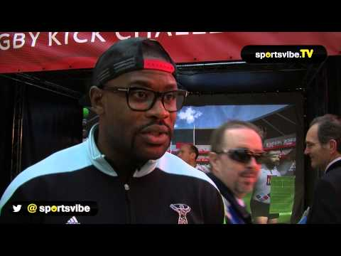Ugo Monye Interview - Harlequins' Start To The Season And England's Form