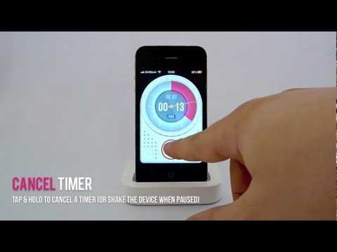 Video of Minu - The Design Timer