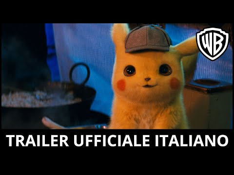 Preview Trailer Pokémon Detective Pikachu, trailer ufficiale italiano