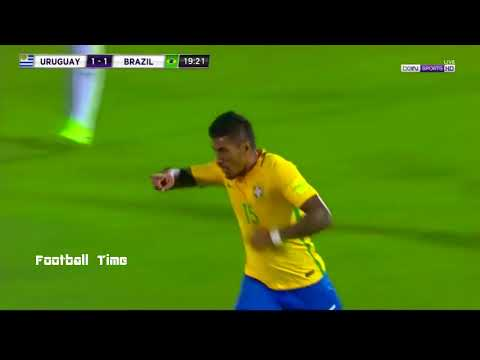 Uruguay vs Brazil 1 4 All Goals and Extended Highlights HD 1080p English Commentary 23/03/ - The Bes