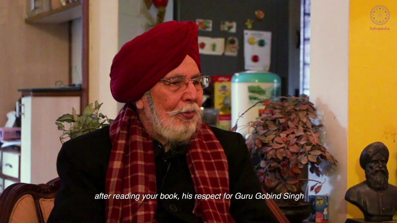 A Journey through History: J.S. Grewal on Teaching and Research at Chandigarh